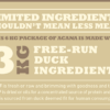 MeatMath Free-run duck
