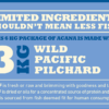 Acana Pacific Pilchard MeatMath
