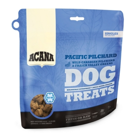 Acana Pacific Pilchard Treats - godbidder til hunde
