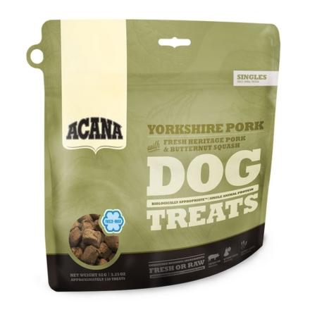 Acana Yorkshire Pork Treats - godbidder til hunde