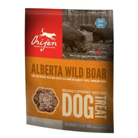 Alberta Wild Boar Treats - godbidder til hunde