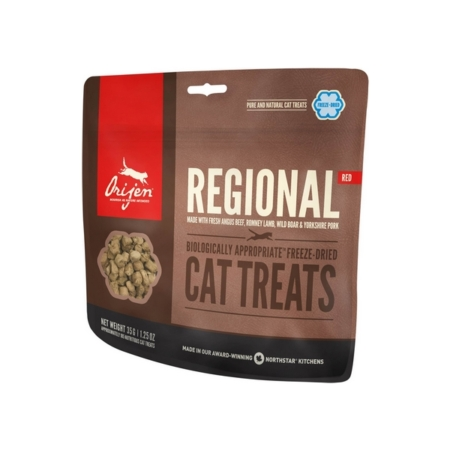 Regional Red Cat Treats