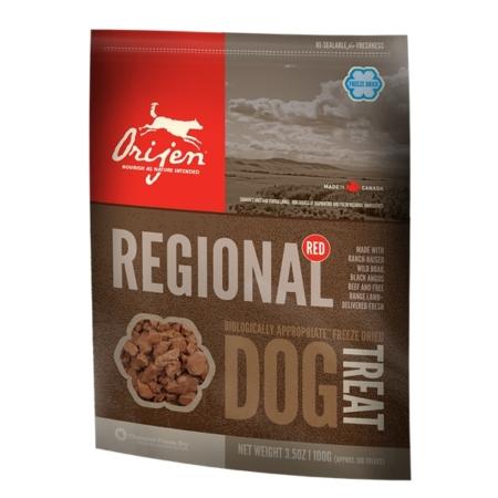 Regional Red Dog Treats - godbidder til hunde