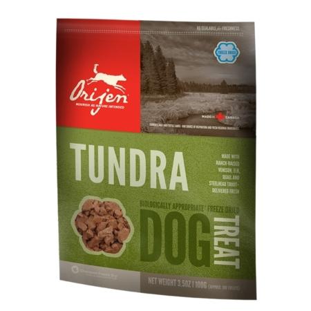 Orijen Tundra Dog Treats - godbidder til hunde